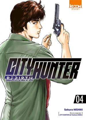 City Hunter Rebirth 4 Simple