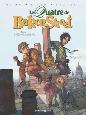 Les quatre de Baker Street 1 Réédition 2019 - Opération jeunesse