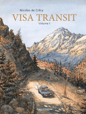 Visa transit édition simple