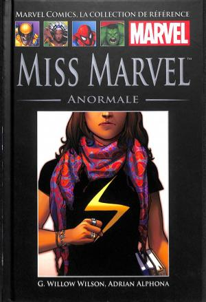 Marvel Comics, la Collection de Référence 98 - Miss Marvel - Anormale