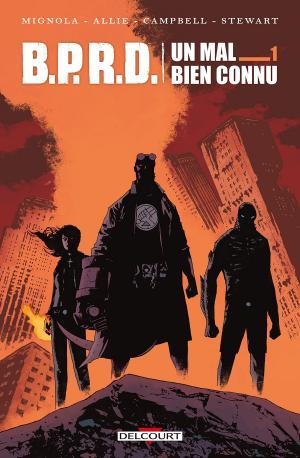 B.P.R.D. - Un Mal bien connu édition TPB hardcover (cartonnée)