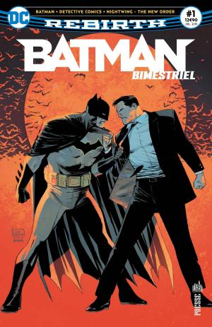 Batman bimestriel 1 Kiosque