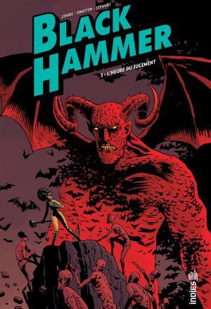 Black Hammer 3 TPB hardcover (cartonnée)
