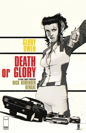 Death or glory # 3 Issues