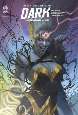 Justice League Dark 1 TPB hardcover (cartonnée) - Issues V2