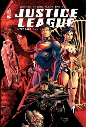 Justice League # 2 TPB hardcover - Issues V2 - Intégrale