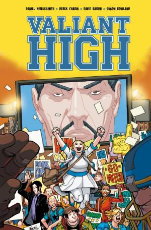 Valiant High 1 TPB softcover (souple)