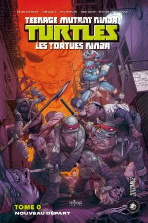 Les Tortues Ninja édition TPB Hardcover (cartonnée) - Issues V5 (Suite)