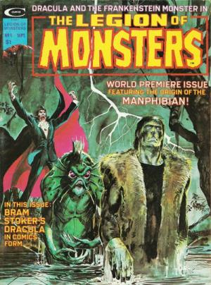 Legion of Monsters édition Issues V1 (1975)