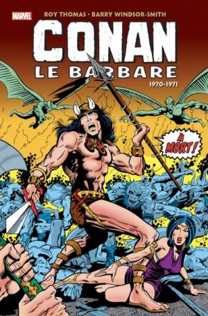 Conan Le Barbare édition TPB Hardcover - Intégrale