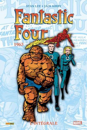 Fantastic Four 1963 TPB Hardcover - L'Intégrale