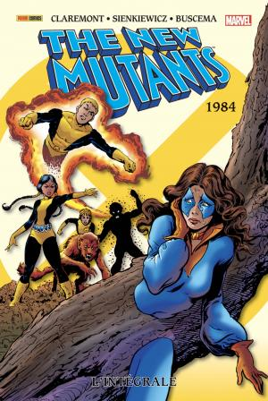 The New Mutants #1984