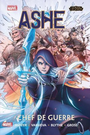League of Legends - Ashe édition TPB hardcover (cartonnée)