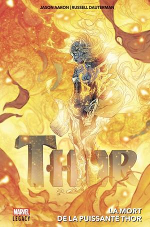 Marvel Legacy - Thor - La mort de la puissante Thor  TPB hardcover (cartonnée)