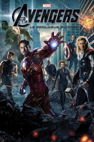 Marvel cinematic Universe - Avengers  TPB hardcover (cartonnée)