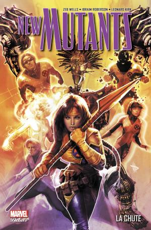 The New Mutants # 2 TPB Hardcover - Marvel Deluxe - Issues V3