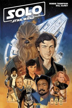 Solo - A Star Wars Story Adaptation  TPB hardcover (cartonnée)
