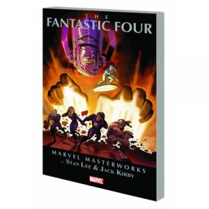 Marvel Masterworks - The Fantastic Four T.5