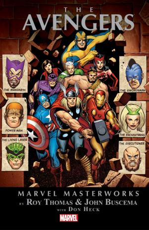 Marvel Masterworks - The Avengers édition TPB Hardcover (2002 - Ongoing)