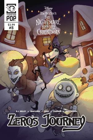 Free comic book day 2019 - Zero's journey 8 Issues