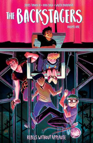 The Backstagers édition TPB