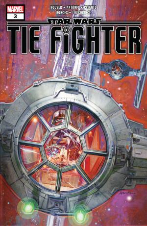 Tie Fighter # 3 Issues