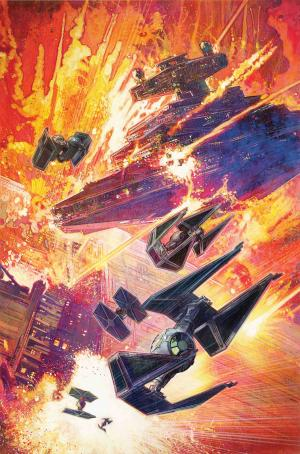 Tie Fighter # 5 Issues