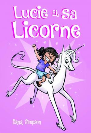 Lucie et sa licorne édition TPB softcover (souple)