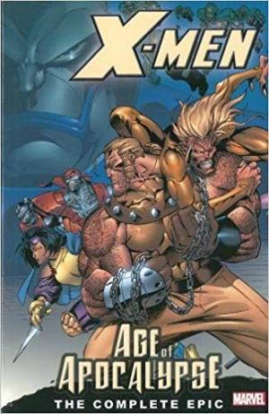 X-Man # 1 TPB Softcover - The Complete Epic (2005)