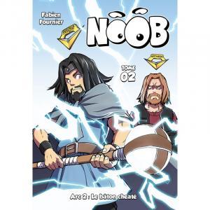 couverture, jaquette NOOB 2  (Olydri Editions) Light novel