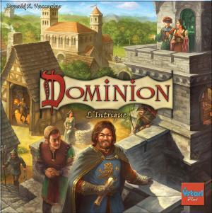 Dominion - L'Intrigue édition simple