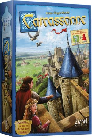 Carcassonne édition simple
