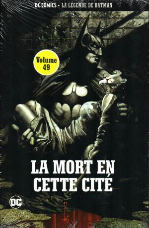 DC Comics - La Légende de Batman 42 TPB hardcover (cartonnée)