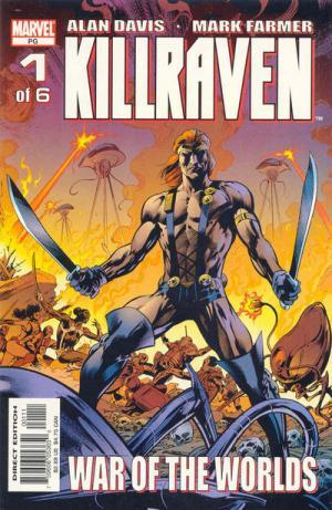 Killraven # 1 Issues V2 (2002 - 2003)