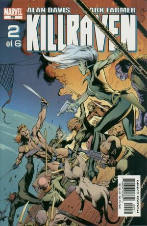 Killraven # 2 Issues V2 (2002 - 2003)