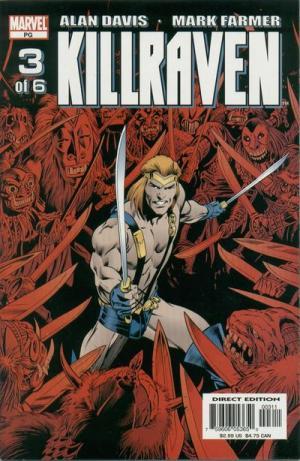 Killraven # 3 Issues V2 (2002 - 2003)