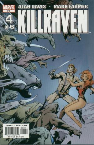 Killraven # 4 Issues V2 (2002 - 2003)