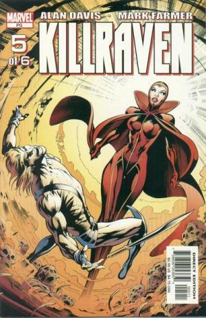 Killraven # 5 Issues V2 (2002 - 2003)