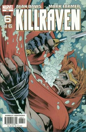 Killraven # 6 Issues V2 (2002 - 2003)