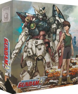 Mobile Suit Gundam Wing 1 Collector