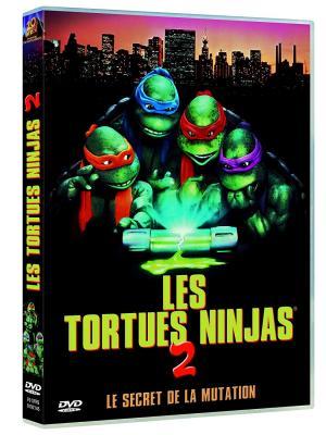 Les Tortues ninja 2 édition simple