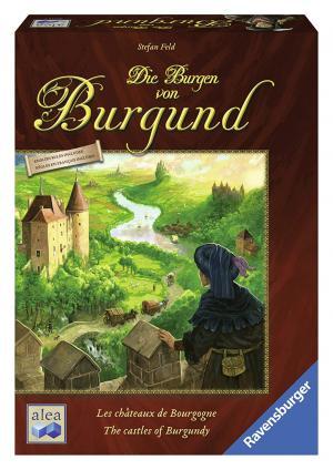 Die Burgen von Burgund édition simple