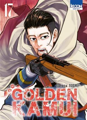couverture, jaquette Golden Kamui 17  (Ki-oon)