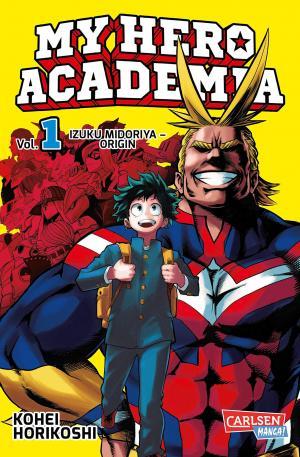 My Hero Academia édition simple