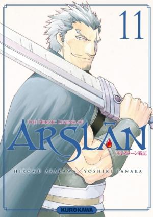 The Heroic Legend of Arslân # 11