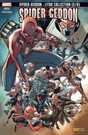 Spider-Geddon 3 Softcover (2019)