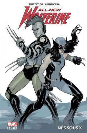 All-New Wolverine 1 TPB Hardcover - Marvel Legacy
