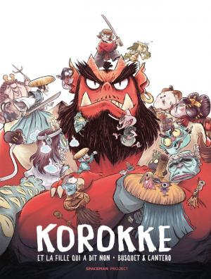 Korokke et la fille qui a dit non  1 simple