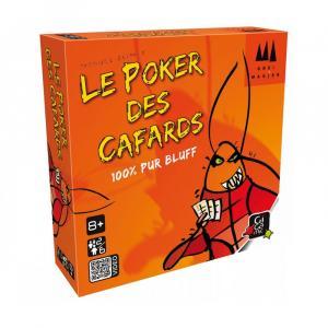 Le poker des cafards édition simple