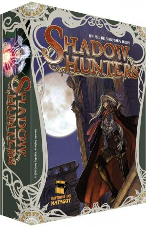 Shadow Hunters édition simple